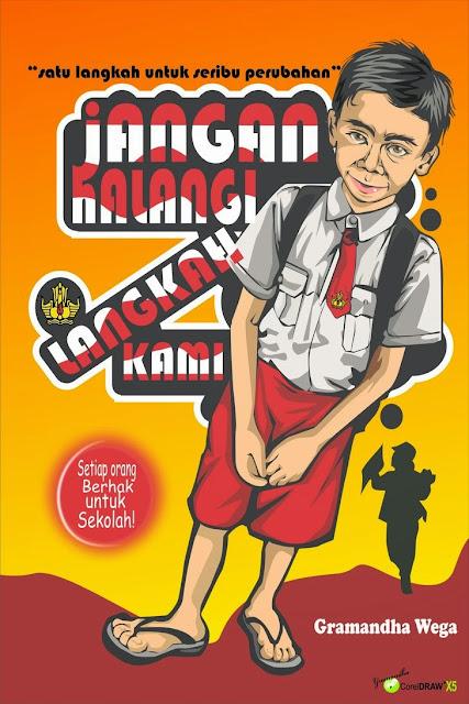 Poster Pendidikan Jangan Halangi Kami