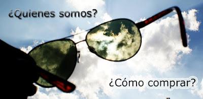 quienes somos los que hacemos gafas sol baratas