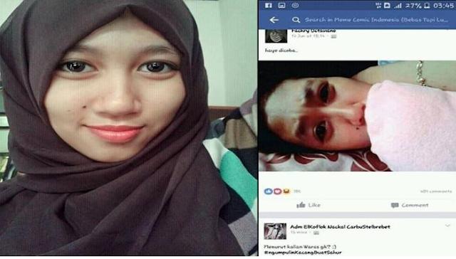 Liat Bagaimana Nasib Gadis Setelah Upload Foto di Medsos, Maka Berhati-Hatilah