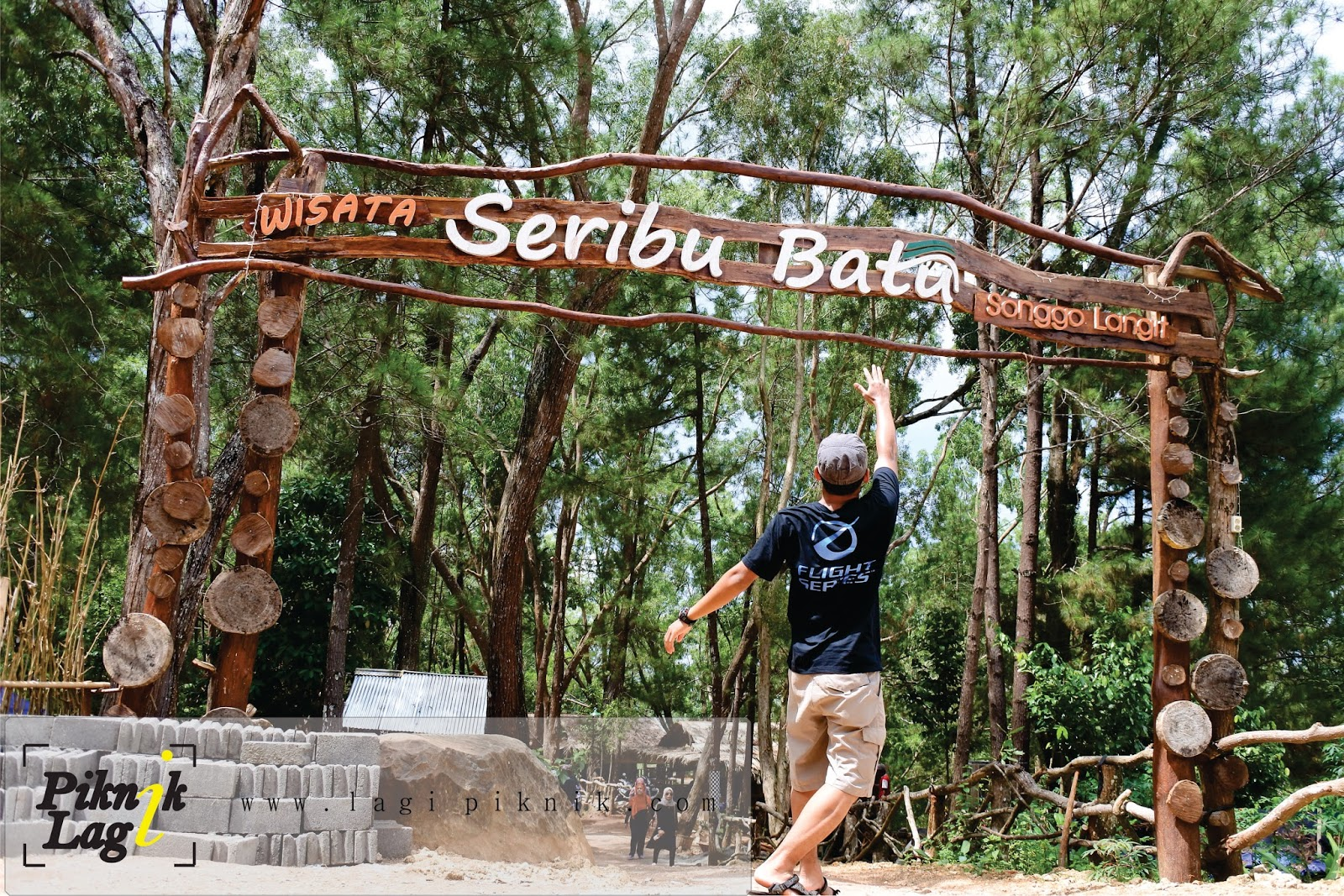 Objek Wisata Seribu Batu Songgo Langit Yang Sangat Unik