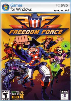 Freedom Force PC [Full] Español [MEGA]
