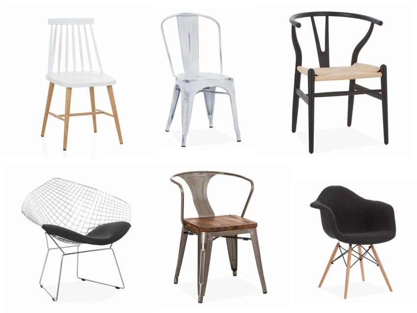 modelos sillas superstudio