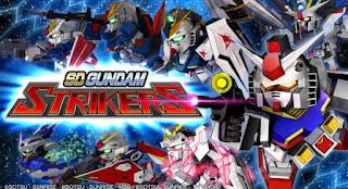 sd gundam strikers apk mod full version