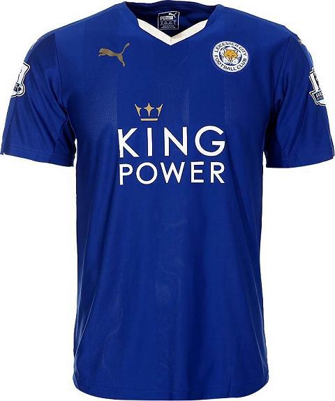 e9b2ba8fe5 Puma apresenta as novas camisas do Leicester - Show de Camisas