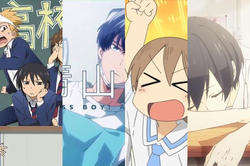Artikel Rekomendasi Anime Dan Kali Ini Tau Bakalan Ngasih Dengan Genre Komedi Yang Wajib Untuk Di Tonton Para Pecinta