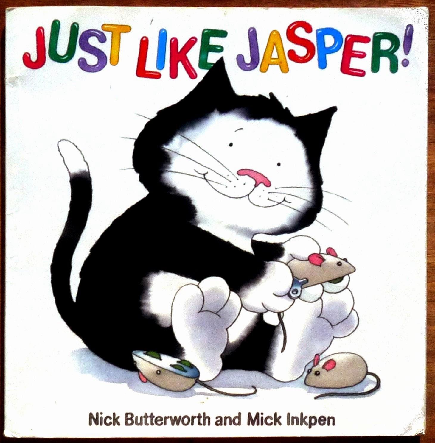 Picturebooks In ELT: Just Like Jasper