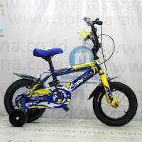 12 Inch Wimcycle Bronco Kids Bike