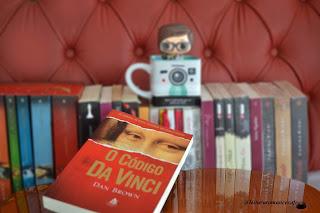 Leitura Romance café o código da Vinci