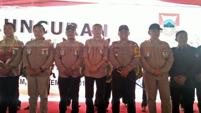 KPU Lounching Tahapan Pilkada 2018
