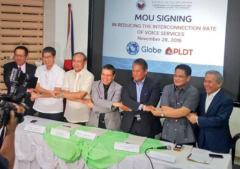 PLDT And Globe Agreed To Lower Voice Call Rates By Almost 40 Percent!