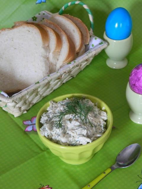 Salata de ciuperci cu piept de pui