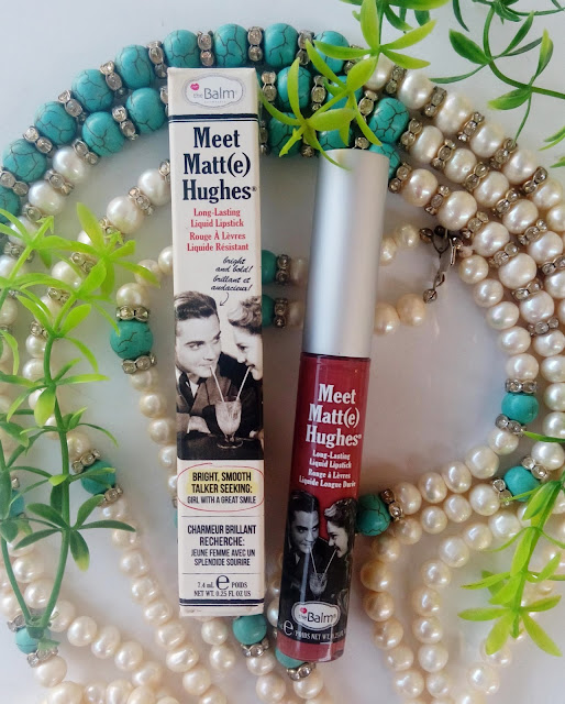 The balm, meet matt, makyaj,