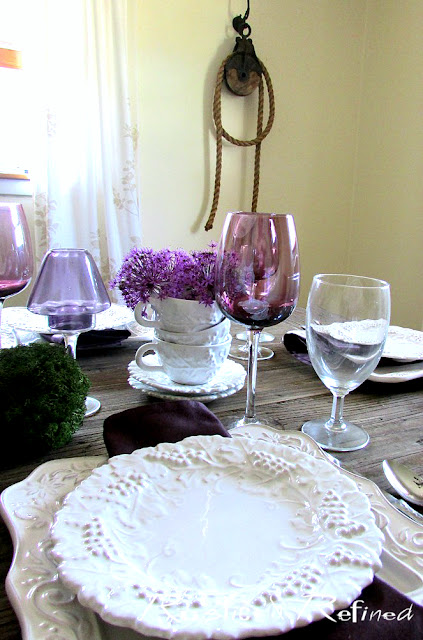 tablescape for any occasion