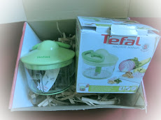 Product Review // The greatest TEFAL manual chopper