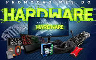 Cadastrar na Promoção Kabum 2017 Mês do Hardware