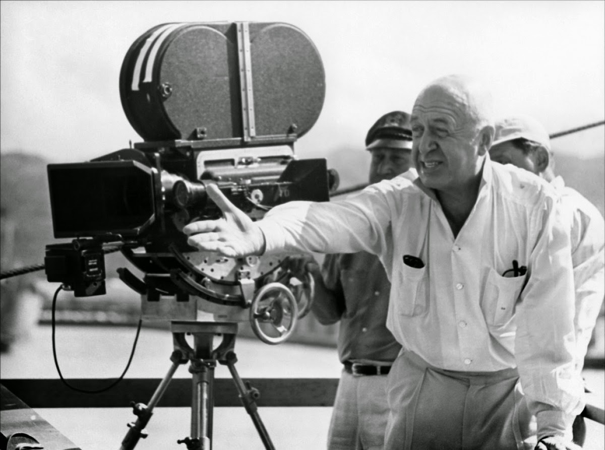 Otto Preminger: On the Set With the Producer/Director of ANATOMY OF ...