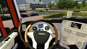 Iveco Hi-Way Luxus Interior by KHAOS-XX