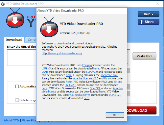YouTube Video Downloader Pro 5.2