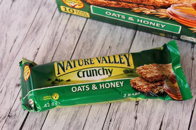 Nature Valley Crunchy Riegel -  Oats & Honey