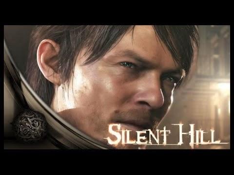 """Norman Reedus in 'Silent Hills"""""""