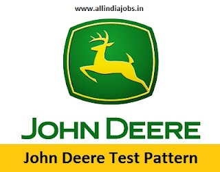John Deere Test Pattern