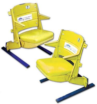 St. Louis Arena seat - seats