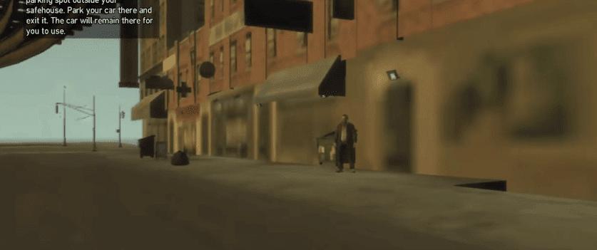 Tekstur hilang GTA IV
