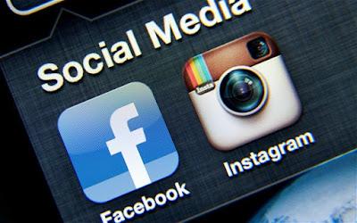 cara menautkan akun instagram ke fb