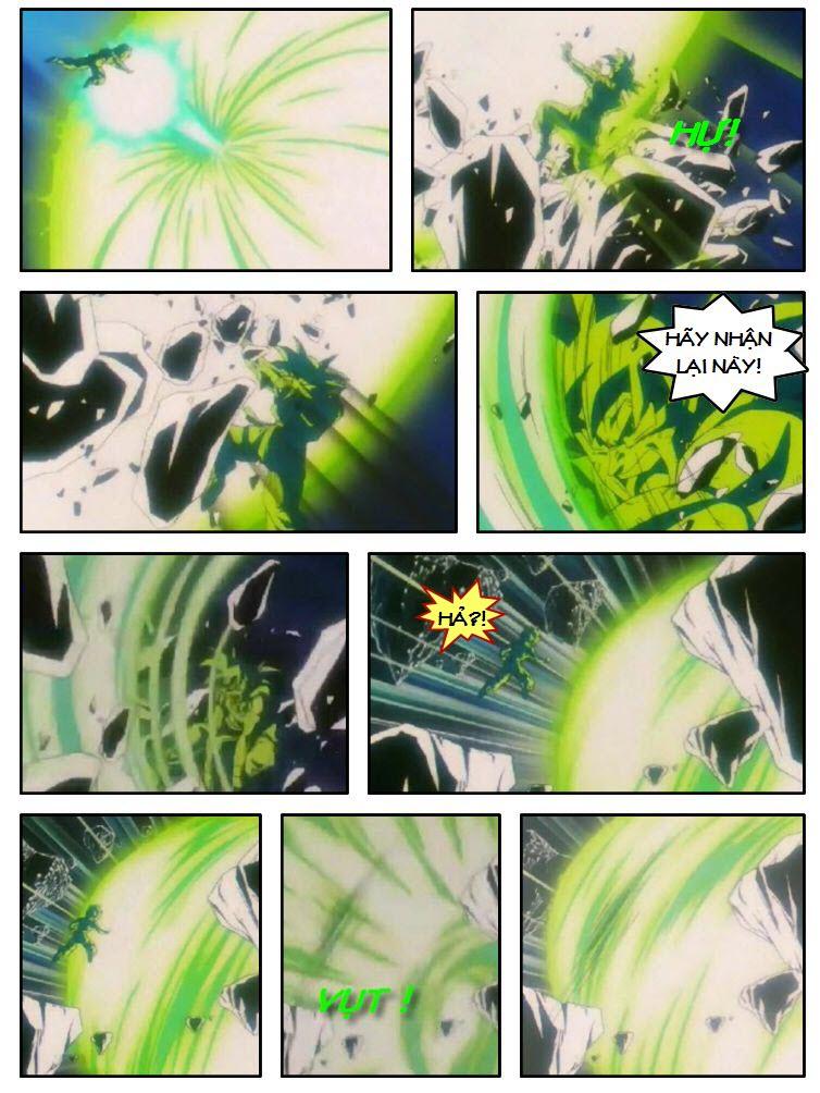 Dragon Ball GT chap 1 - Trang 10
