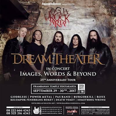 dream theater yogyakarta