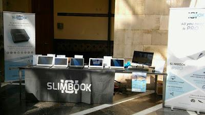 Stand de SLIMBOOK