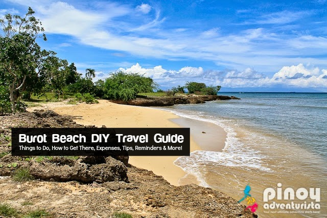 Burot Beach Travel Guide Calatagan Batangas