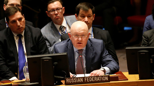"""Moscú: """"Ni siquiera durante la Guerra Fría hubo contra Rusia una grosería como la actual"""""""