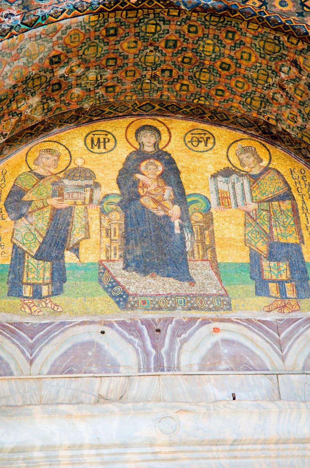 Creative Hands Byzantine Art
