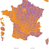 Présidentielle : le vote département par département