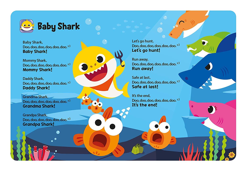 Kids Deals Pinkfong Baby Shark Sound Book 1999 At Amazon