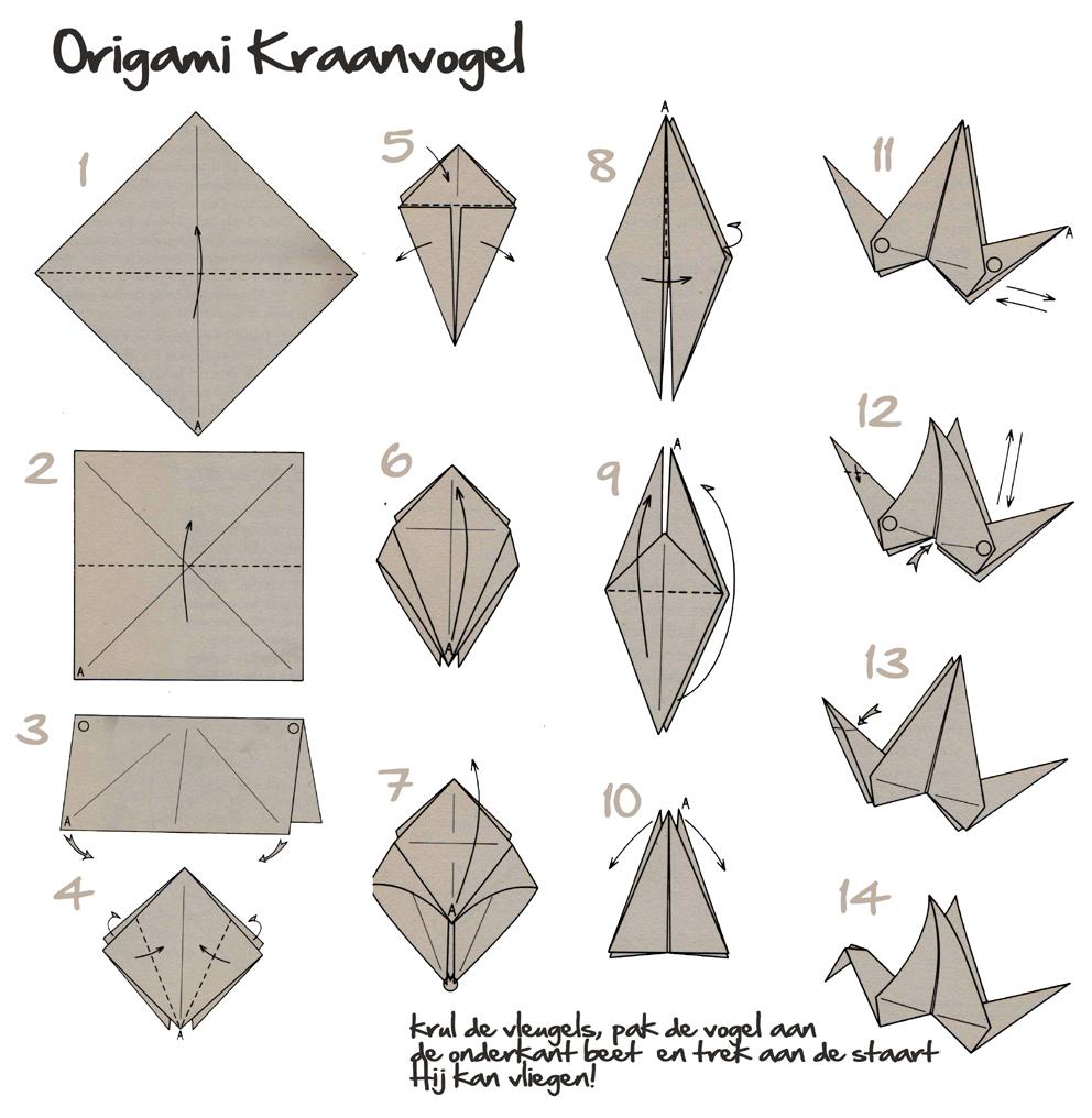 Beroemd Marijn van der Sman: Origami in Japan &BG23