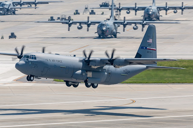 GERMANY LOOKS TO C-130J