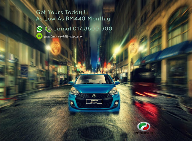 Senarai Harga Perodua Price List, Promosi Perodua Terkini