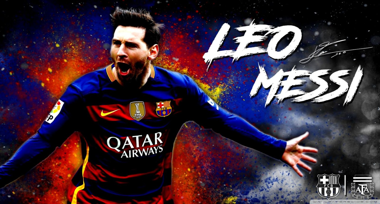 Lionel Messi Hd Soccer Wallpaper Wallpapers Themes