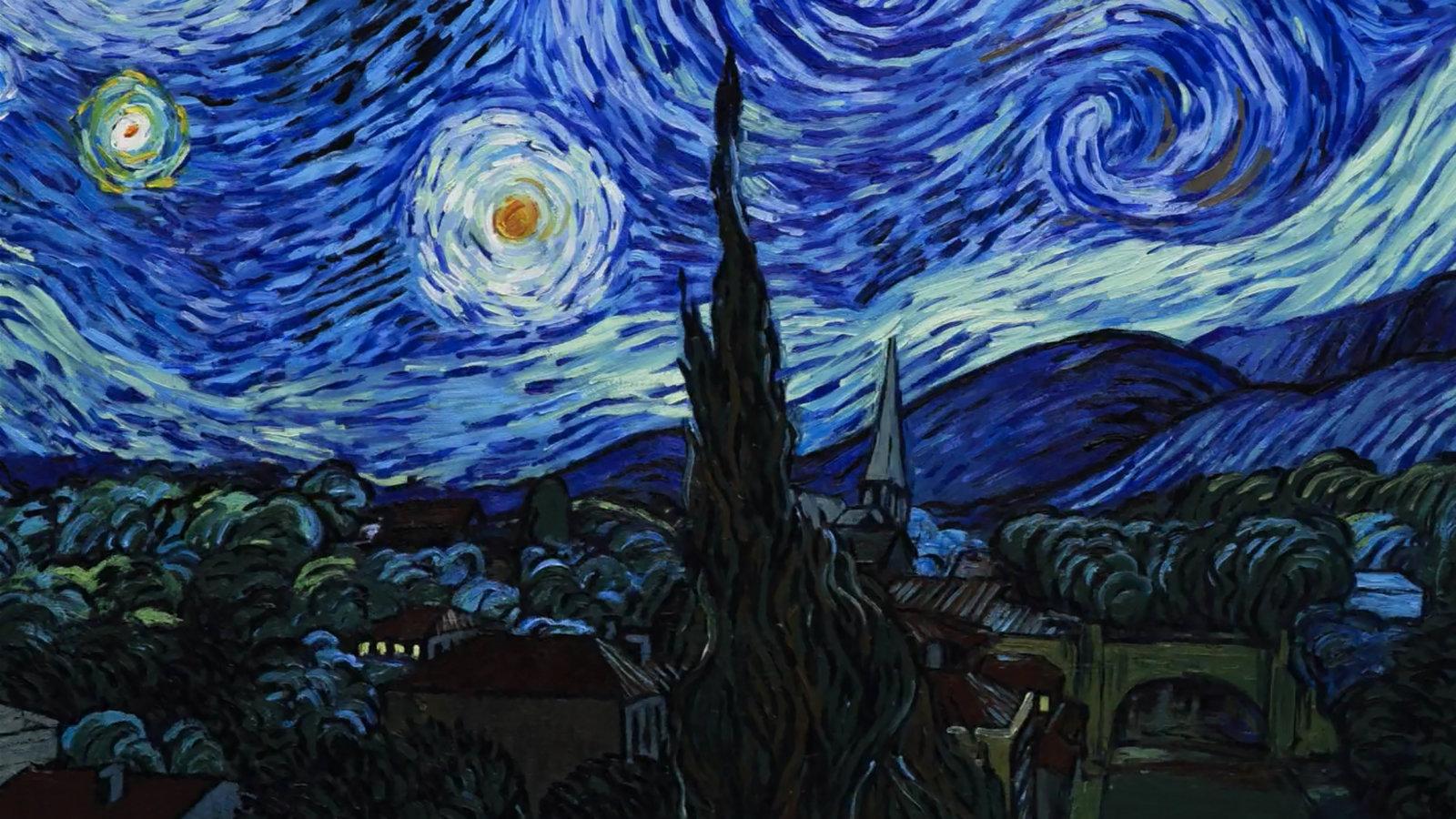 Critica Com Amor Van Gogh 2017 De Dorota Kobiela E Hugh
