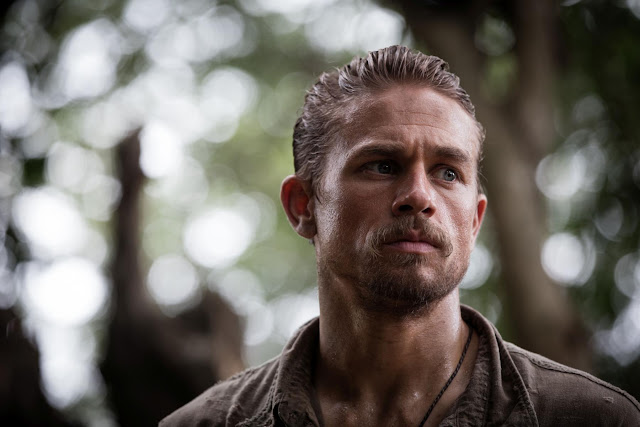 Charlie Hunnam as Col. Percival Fawcett in The Lost City of Z