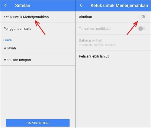 Cara Terjemahkan Bahasa Asing Tanpa Membuka Google Translate