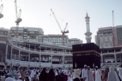 Rezeki tak Terduga di Masjidil Haram