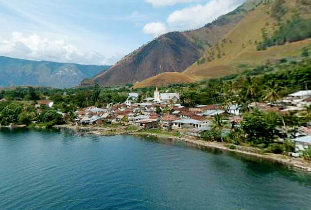 Cerita Rakyat - Legenda Danau Toba