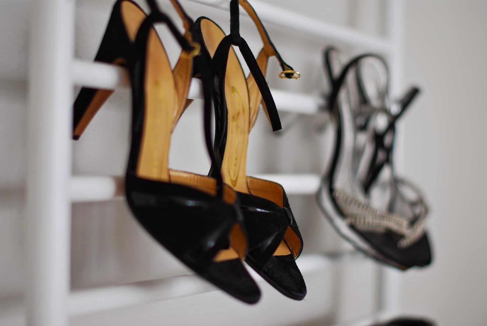 Schuhe verschenken