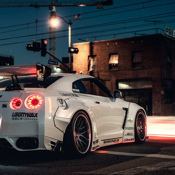 Alpha GTR Wallpaper Engine