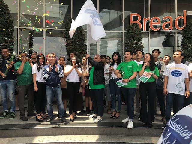Grab & RCTI Gelar Konser Kemenangan di Kota Kelahiran Juara Indonesian Idol
