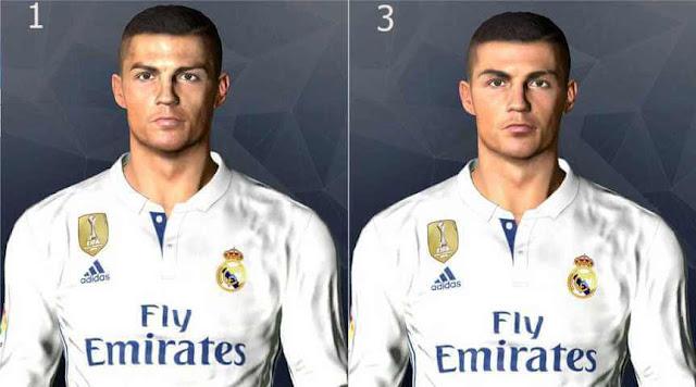 C. Ronaldo PES 2017