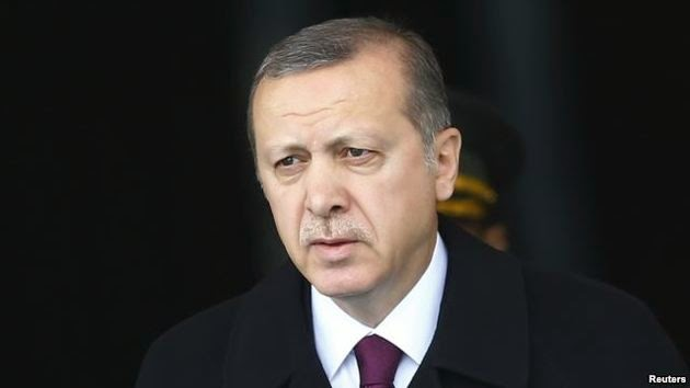 Turkey's Erdogan Urges Egypt to Free Brotherhood's Morsi